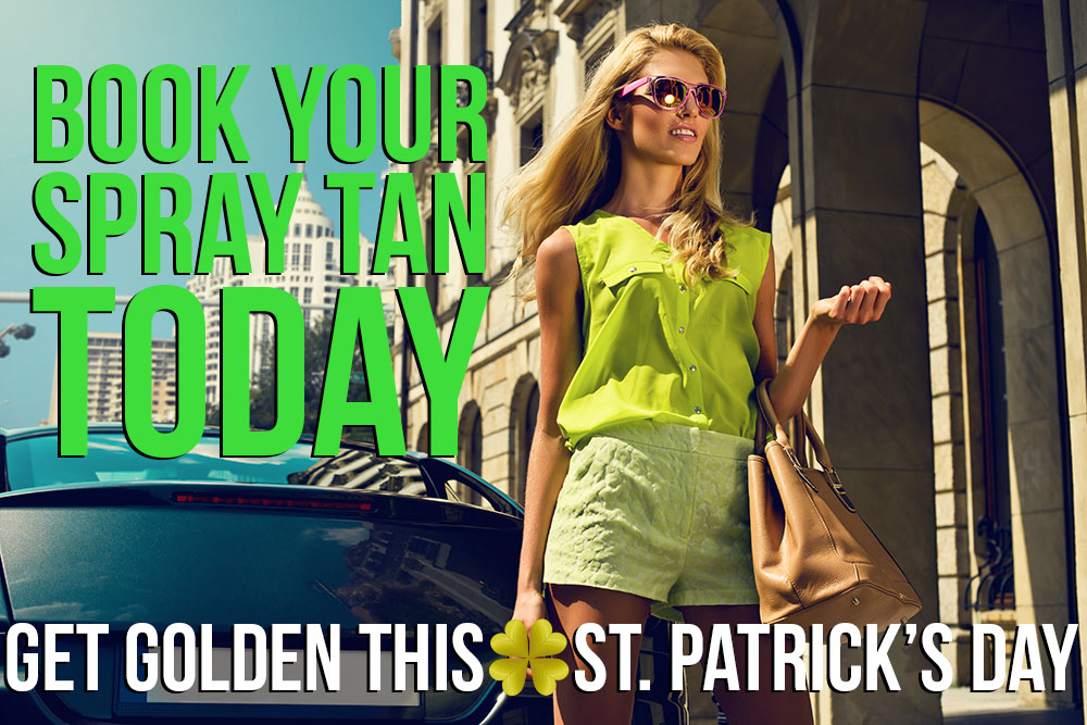 Get Golden This St. Patrick's Day